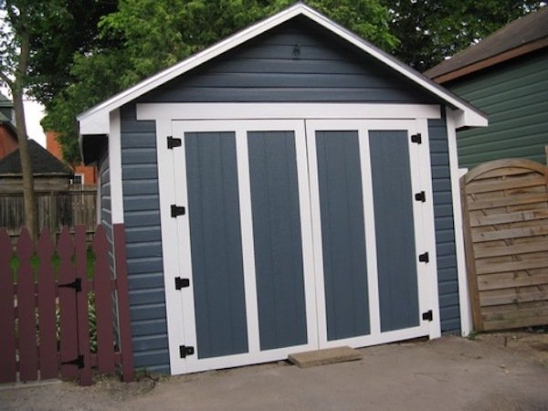Prefab garage kits free garage plans prefab garages for Garage with loft apartment kit