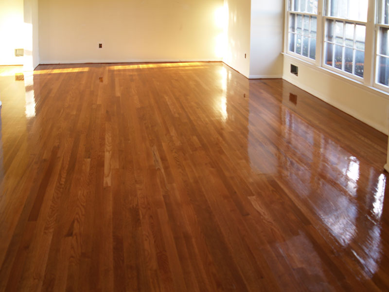 should you refinish your hardwood floors