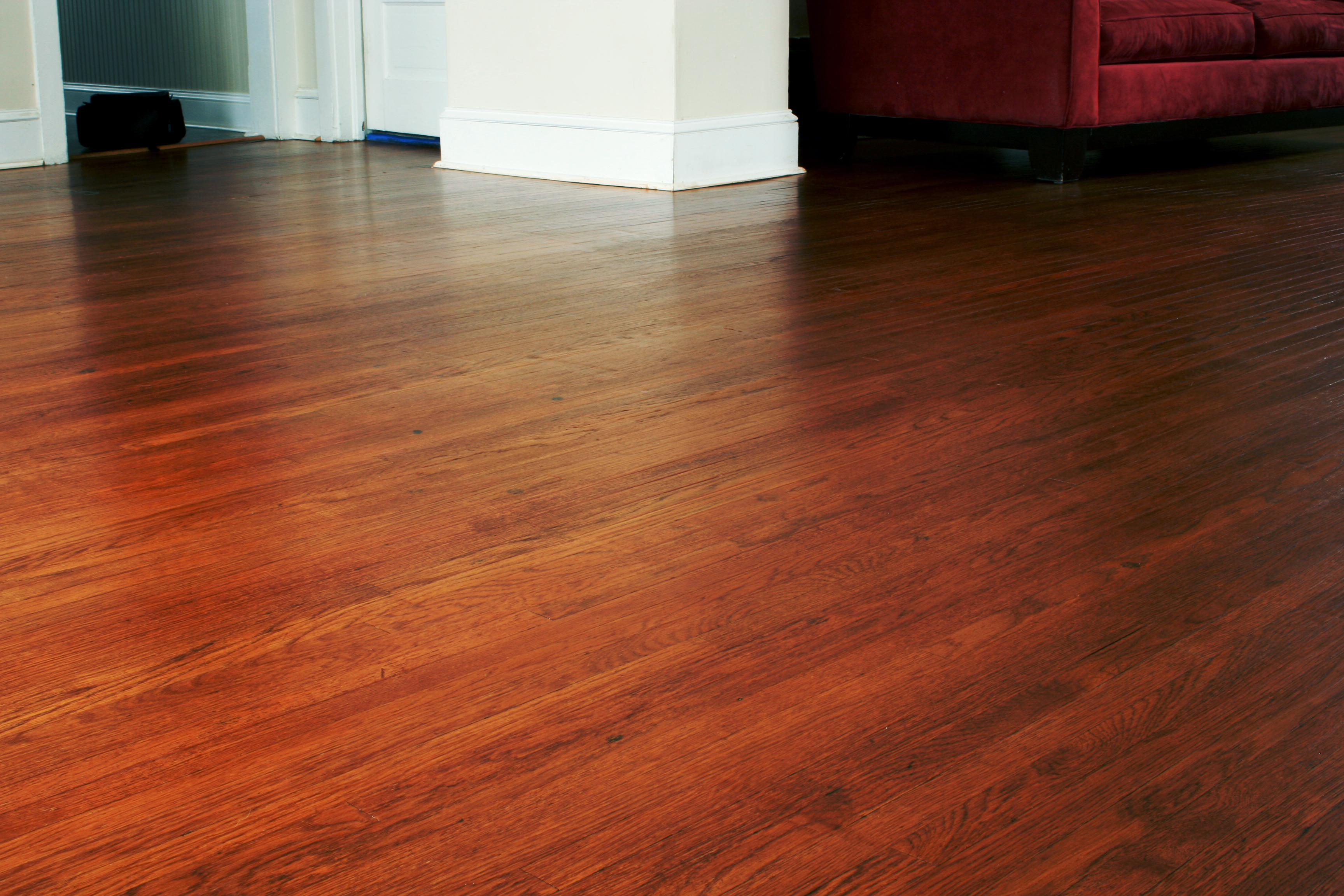 floors wikihow step wood ways scratch to flooring repair floor laminate