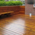 stained-deck