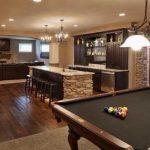basement den