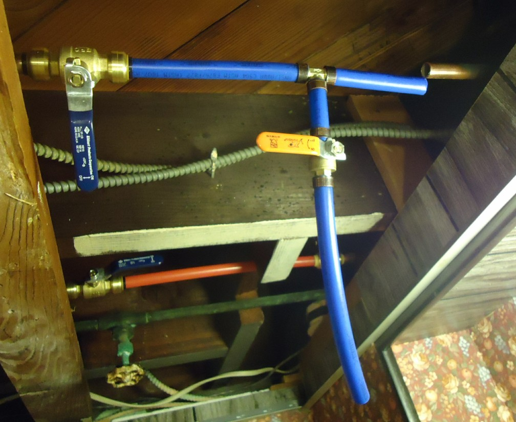 Pex Plumbing Pipes Ideas Tip Amp Info Homeadvisor
