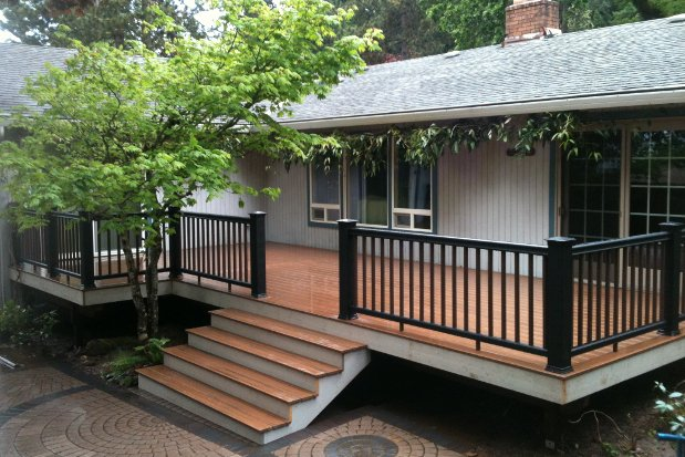 Green Decks Patios Porches Tips Cost amp Value