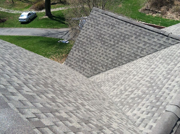 Composite roof