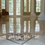 Marble Floors: Elegant but Not Exclusive