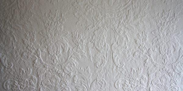 Textured drywall
