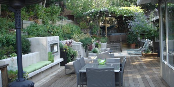Exceptionnel Yard Patio With Heater. Outdoor Heaters ...
