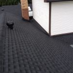 Asphalt Roofing Stain Removal