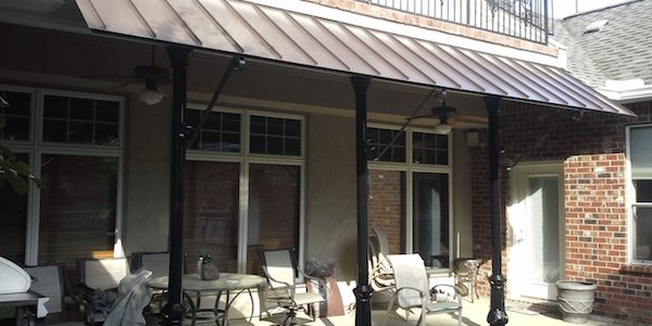Metal Awning, Benefits, Cost, & Installation