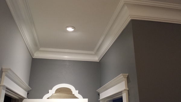 Crown molding crown moulding for Fiberglass crown molding