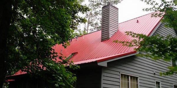 Tin Roof Tin Roof Repair