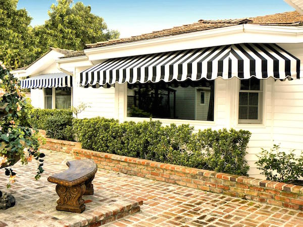 types of awnings awning types