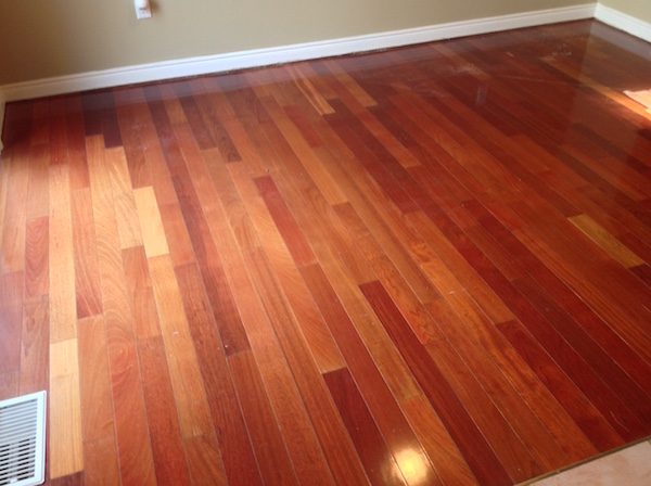 Pre finished hardwood flooring cost species grades for Prefinished timber flooring