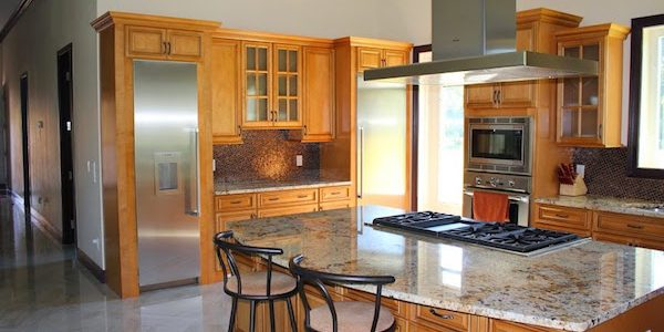 Center Kitchen Island Design