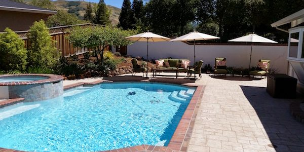 Backyard Pool - tips, advice, safety, costs, design & more on pools for home, pools for the garage, pools for the summer,