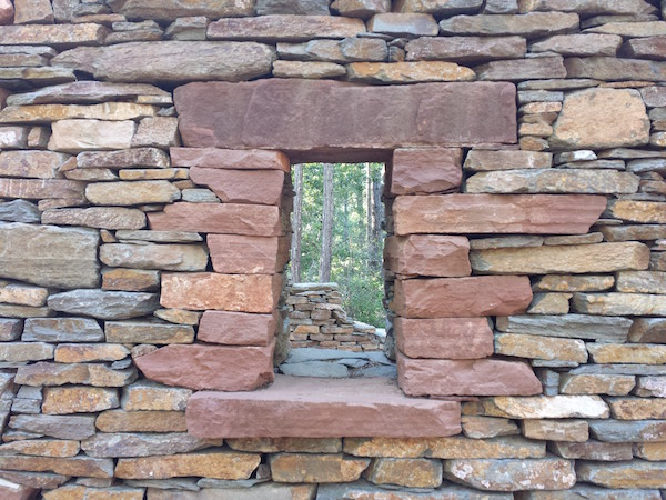 Dry Stack Stone Walls Retaining Walls Amp Building Tips