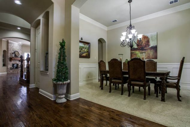 Elegant Formal Dining Room