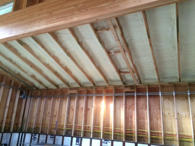 Spray Foam Insulation Spray On Insulation