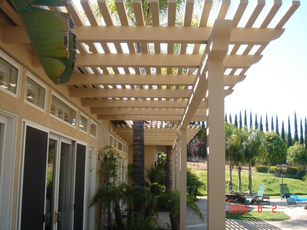 Aluminum Patio Covers - Patio Cover Aluminum Patio Cover