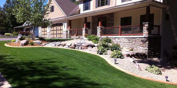 Landscape curbing - Landscape Curbing Concrete Lawn Edging Concrete Stamping