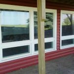 Thermal vinyl siding