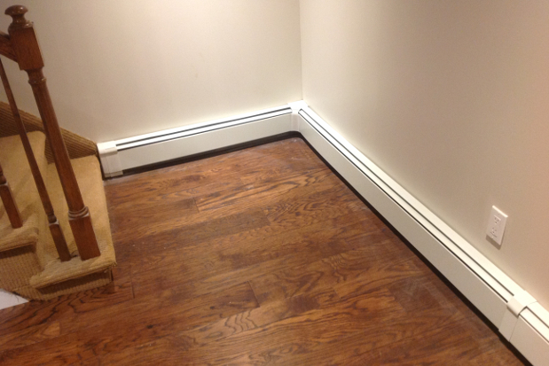 attic expansion ideas - Baseboard Heaters