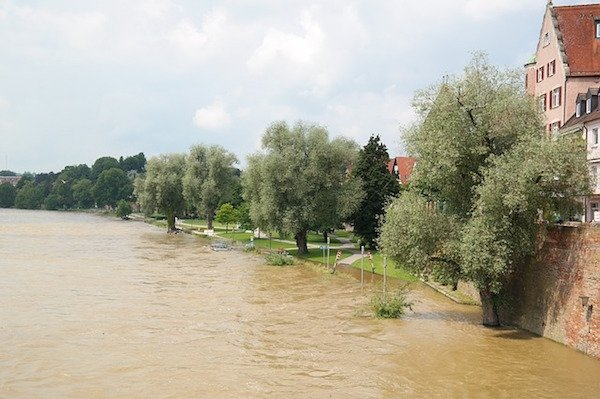 Water flooding