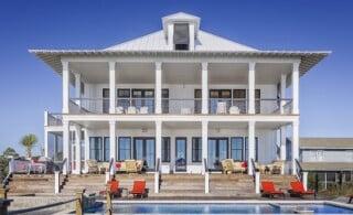 Designed home