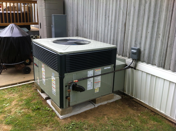Central Air Conditioning Installation Info Tips