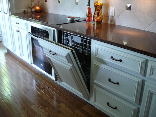 Creatively Designed Cabinet