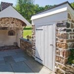 Colonial outbuilding