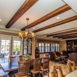 Decorating with Wood Beams