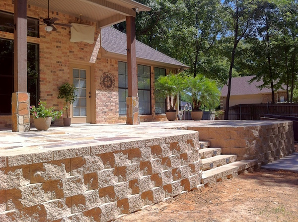 Keystone Retaining Wall Homeadvisor