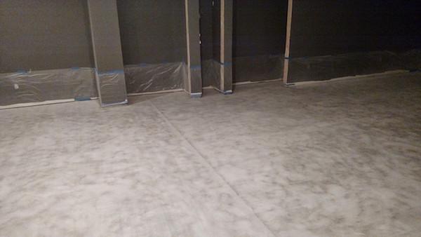 Concrete Surface Preparation Finishing Epoxy Coatings