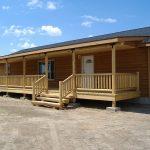 Modular home exterior
