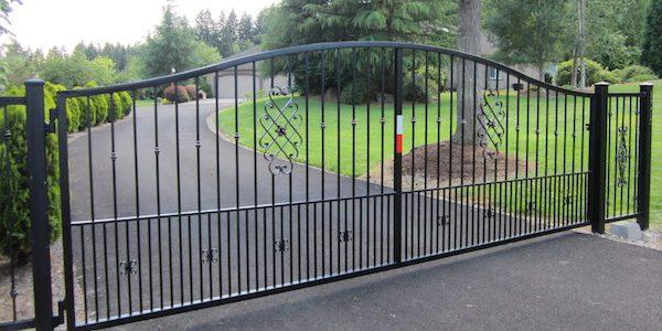 driveway gates driveway security gates