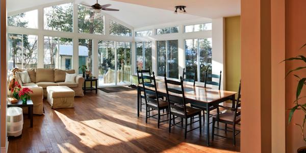 Custom Sunroom Addition - luxury sunroom design ideas & cost