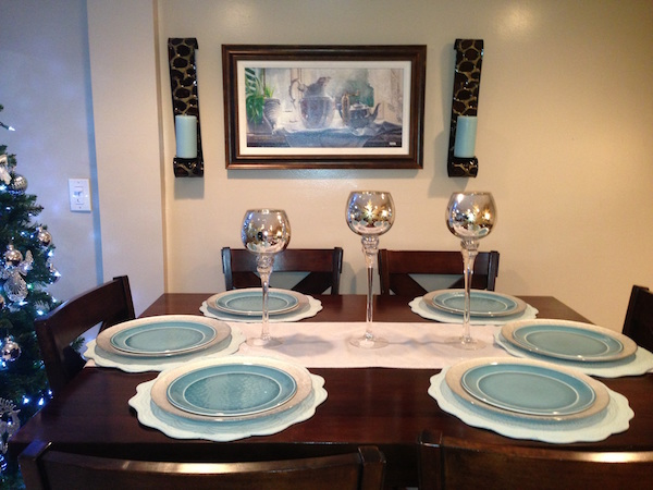 Dining Room Decorating