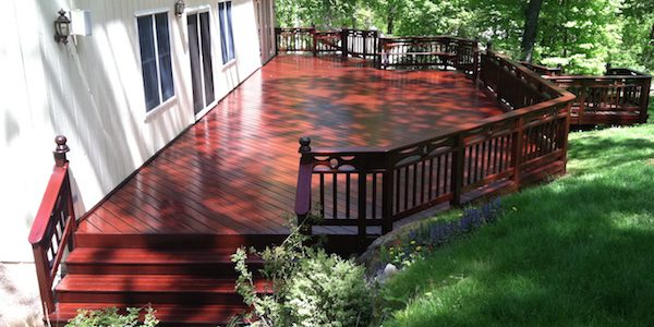 Your Guide On How To Stain Your Deck Best Types Colors