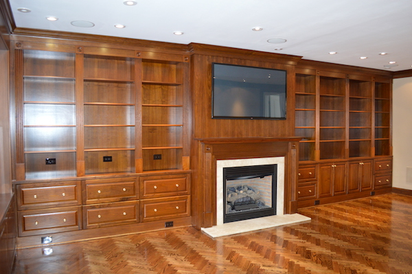 Architectural Millwork - gables, fireplaces, molding, & trim | title