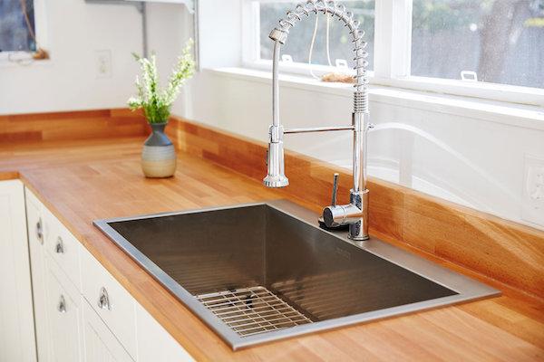 drop in steel sink - Kitchen Basin Sinks