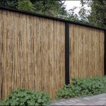 Go Green with Bamboo Fence