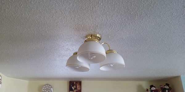popcorn ceiling removal in 9 steps | diy tips & advice