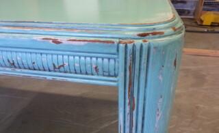 Table in need of repair