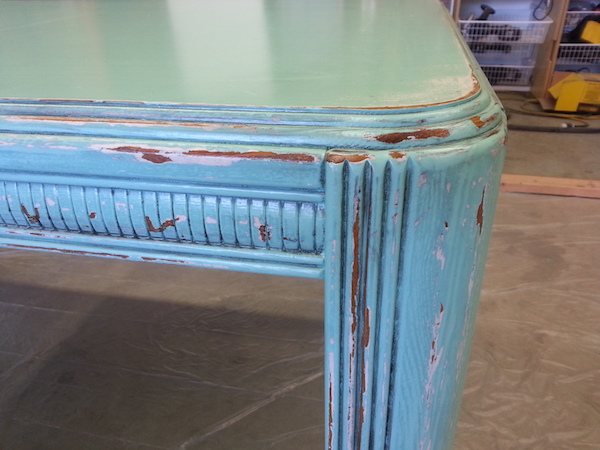Table in need of repair
