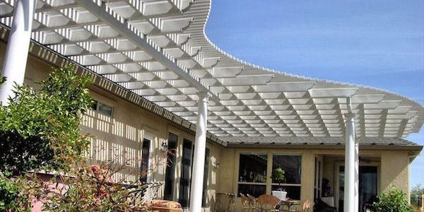 Pergola Plans - Design options, material choices, and photos on
