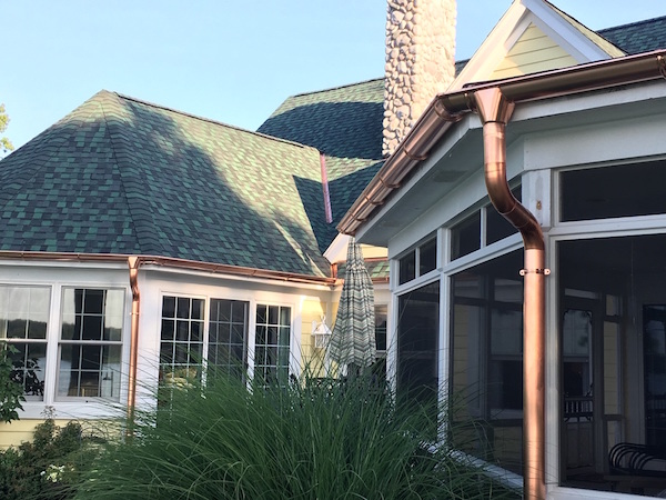 Copper Gutters Copper Guttering Systems