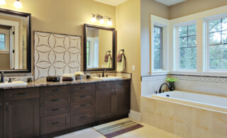 Classic Remodeled Bathroom