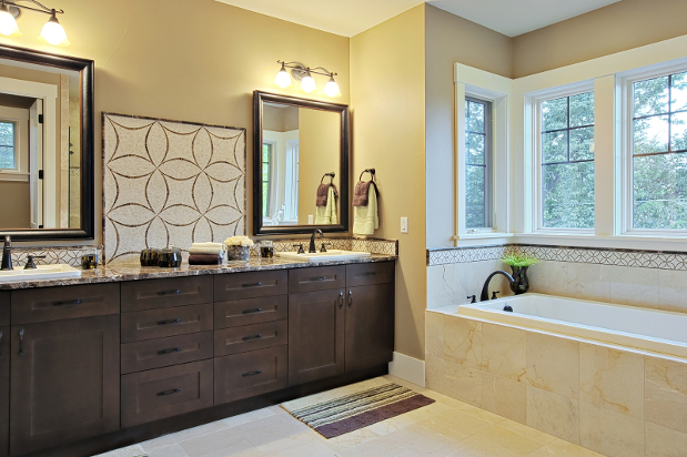 Classic Remodeled Bathroom
