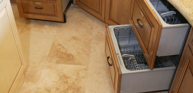 Space Saving Dishwashers